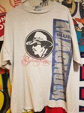 Vintage Richard Petty Blue Magnum XL All Over Print Nascar NORTON Tshirt
