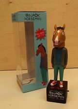 New in Box BoJack Horseman Promo Talking Bobblehead - Netflix Series Original