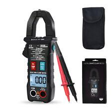 Handheld Digital Clamp Meter Tester Ac Dc Volt Ammeter Ohm Volt Multimeter 600a