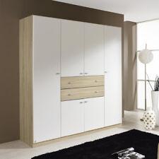Kleiderschrank Landsberg-Extra Schrank für Schlafzimmer weiß Eiche Sonoma 181