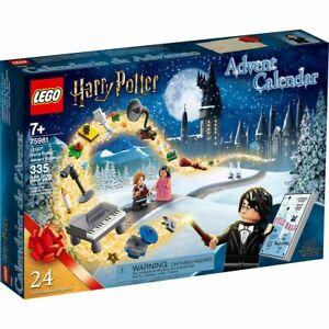Harry Potter Lego Advent Calendar 75981 Building Kit (335 Pcs, 24 mini-builds)