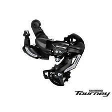 Shimano Tourney Rd-ty500 Bike Bicycle Rear Derailleur 6 7 Speed Hanger Mount