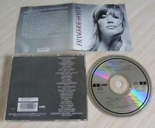CD ALBUM BEST OF LOVE SONGS FRANCOISE HARDY 16 TITRES 1987 MADE IN GERMANY