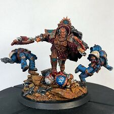 Forgeworld Angron Primarch Of The World Eaters Miniature Painted Warhammer 30k