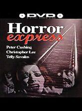 Horror Express (Dvd, 1998)