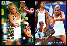 Anna Kournikova Super-Hot Classic Women's Tennis 2-Poster Combo Set