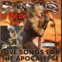 Plasmatics/Wendy O'Williams - Put Your Love In Me  CD  11 Tracks  Rock  Neuware