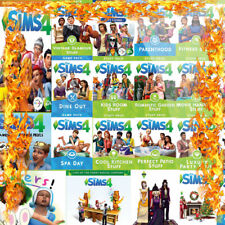The Sims 4 PC Windows All DLC & expansions Latest version OFFLINE GAME