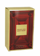 Michael Kors Ruby 3.4 Oz 100 Ml Eau De Parfum Spray Women & 2017
