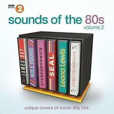 Various  Sounds Of The 80s Volume 2 (Unique Covers Of Classic Hits) Cd BBC Radio