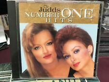 THE JUDDS NUMBER ONE HITS CD 1984 RCA 66489 SEALED