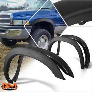 For 94-02 Dodge Ram 1500-3500 Fleetside Bed OE Factory Style Wheel Fender Flares