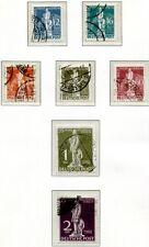 BERLIN 1949-1965 gestempelte fast komplette SAMMLUNG(55968c