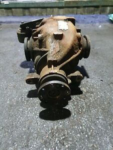 BMW 3 SERIES E46 320D REAR DIFF DIFFERENTIAL 7526158 RATIO 2.56