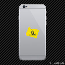 Oregon State Shaped Gadsden Flag Cell Phone Sticker Mobile OR