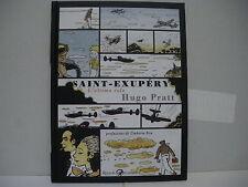 Saint-Exupèry L' ultimo volo Hugo Pratt Rizzoli Lizard (BE01)