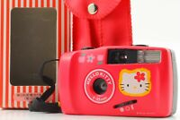 [MINT in BOX] HELLO KITTY 35mm Film Compact Camera From JAPAN