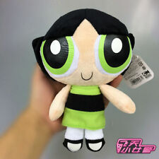 "The 1999 Cartoon Network Plush Toy Kids Gift New 9""3PCS/set Powerpuff Girls Doll"