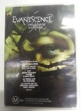 Evanescence Anywhere but Home cd &   DVD GOOD CONDITION