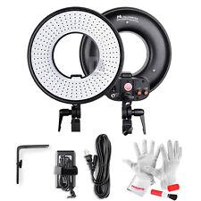 Pro 300 LED Video Ring Light Film Continuous Light 3000K-7000K + Bracket Filter