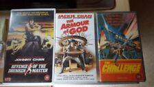 Pre Cert Martial Arts PAL VHS Films