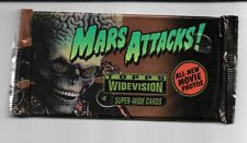 1996 Topps Mars Attacks! Widevision Trading Cards Unopened Pack  FREE SHIPPING