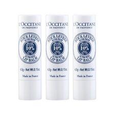 3 PCS L'Occitane Shea Butter Ultra Rich Lip Balm Stick 4.5g Skincare Lip#12235_3