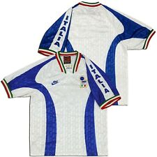 Italy Training 1995 NIKE  Football shirt jersey Maglia  size/M   **Good**