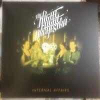 THE NIGHT FLIGHT ORCHESTRA - Internal Affairs DLP (NEW*LIM.400 COL. V.*JOURNEY)