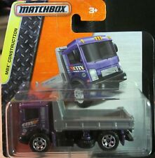 Matchbox MBX Construction Pit King 41/120 Short Card (BBDFK41)