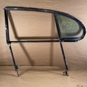 Original Jaguar Mark X Mk X Mk 10 Rear Left Window Frame Assembly BD22873 OEM