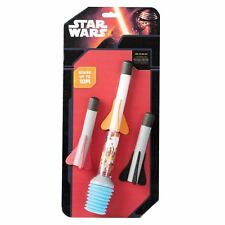 Star Wars Rocket Launcher Fun Play Soars up to 10m Kids Outdoor Games Activity