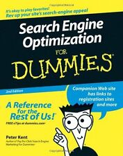 Search Engine Optimization For Dummies, Second Edi