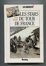 Livre historique  : les stars du tour de france   cycliste