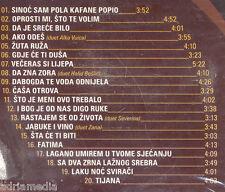 Zeljko Bebek CD Zlatna kolekcija Bijelo Dugme Zana Severina Halid beslic vuica