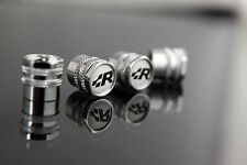 VW R Badge Wheel Valve/Stem Caps Kits For Volkswagen Amarok/Beetle/Bora/Caddy/CC