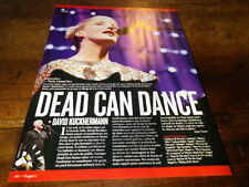 DEAD CAN DANCE - Mini poster couleurs !!!!!!!!!!!!!!!