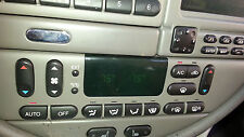 JAGUAR S-TYPE AC CLIMATE CONTROL 2000 2001 2002