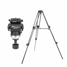 Weifeng WF-717 Pro 1.8m Tripod for Camcorder Cameras Video Recorder Loading 6Kg