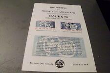 Canada Capex 78 card Toronto