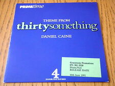 """DANIEL CAINE - THEME FROM THIRTYSOMETHING / THEME FROM THE COSBY SHOW  7"""" VINYL"""