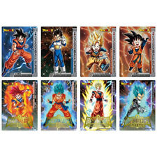 Dragon Ball Super Clear Card Collection Box - 20 pieces set