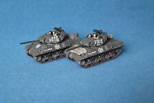 15mm WW2 fow flames of war M10 tank destroyer x2 * joliment peint * (P213)