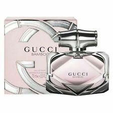Gucci Bamboo By Gucci 2.5 oz / 75 ml Women's Eau de Parfum New & Sealed Bottle