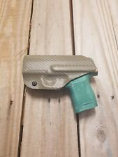 Sig Sauer P365 Concealment IWB Flat Dark Earth FDE Carbon KYDEX Holster