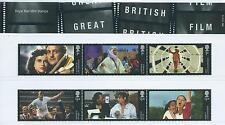 GB - PRESENTATION PACK - 2014 - GREAT BRITISH FILMS - inc. miniature sheet