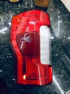 OEM 2017- 2019 Ford Super Duty LED Blind Spot Drivers Side Tail Light F250 F350