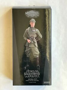 "Admiral Piett Star Wars Sideshow action figure 12"" 1/6"