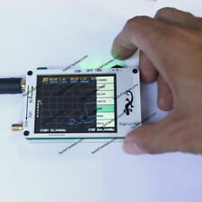 NanoVNA Vector Network analyzer HF VHF UHF Antenna Analyzer Standing Wave