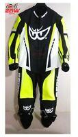 Berik Tuta da moto in pelle Motogp, Motorbike/Motorcycle suit con armatura CE
